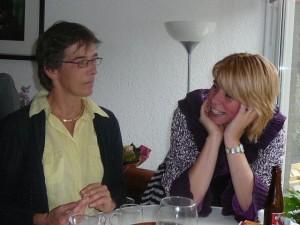 Christine & Mireille