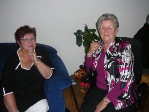 Margriet & Oma Druijff