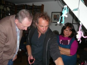 Aad, Auke & Cynthia