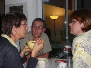 Christine, Gerard & Gera