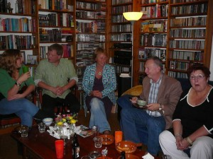 Ingrid, Robert, Heidi, Aad & Margriet