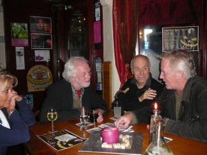 Lexolo audience: Hans (left) and Bertjo (right)