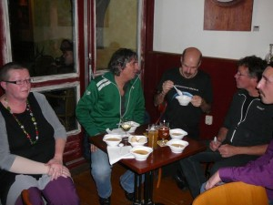 ModifiedDog, Remco, Lex, Martin & Rob
