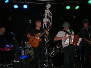 Lexolo & Friends: Wan, Lex, Bruno & Martin