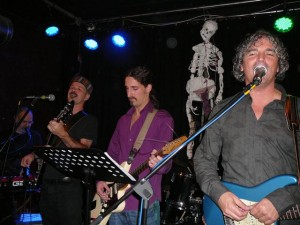 The FoolZ: Wan, Lex, FZ-lookalike Rob, Remco