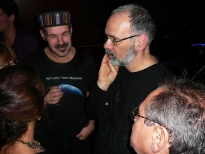 Lex & Wan after the show