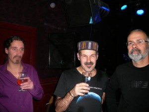 Rob, Lex & Wan