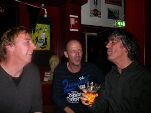 Reinier, somebody & Remco