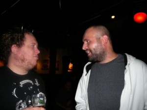 Billy & whoops (FOK!)