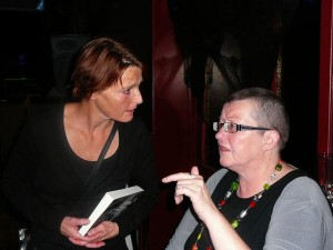 Tanja (has bought a bazbook) & ModifiedDog
