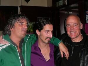 Remco, Rob & Pedro