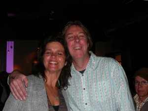 Judy & Reinier