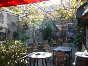 Garden of Art Café 'Sam Sam', Apeldoorn