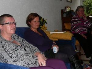 E Marieke & omaD