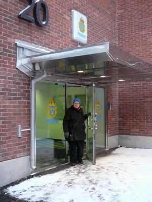 025 Polisen - Södermalm