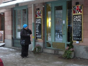 028 Benny Anderson's Cafe Rival - Mariatorget - Södermalm