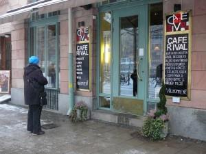 029 Cafe Rival - Mariatorget - Södermalm
