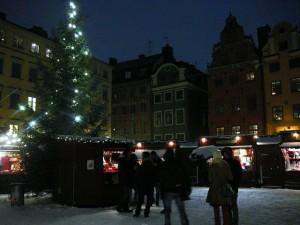 043 Christmas Fair at Stortorget - Gamla Stan