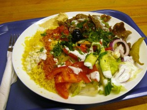 049 bazbos dinner - kebab