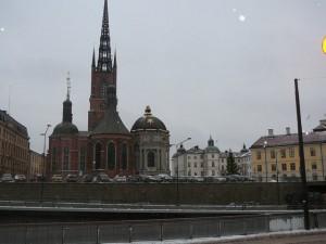 053 101125 Tuesday - Riddarholms Kyrkan - Gamla Stan