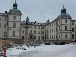 062 Wrangelska Palatset - Riddarholmen - Gamla Stan