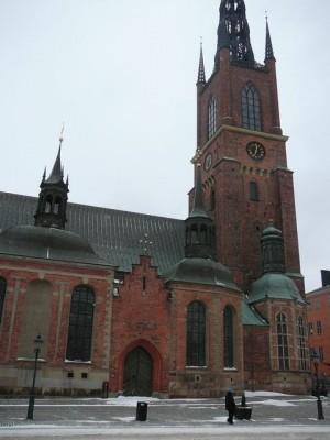 063 Riddarholms Kyrkan - Riddarholmen - Gamla Stan