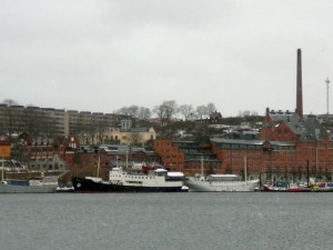 065 view on Södermalm with au3s flat
