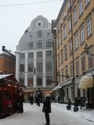 084 Stortorget - Gamla Stan