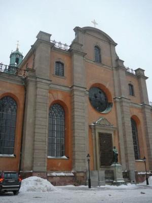 091 Storkyrkan - Slottsbacken - Gamla Stan