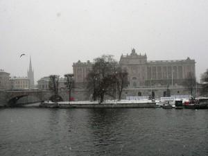 097 Riksdagshuset - Gamla Stan