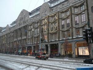 105 NK shopping centre - Kungsträdgarden - Centrum