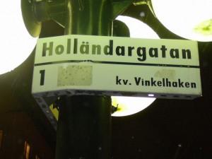 114 Holländargatan - Centrum
