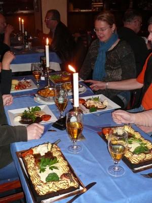 131 dinnertime in Vasa's