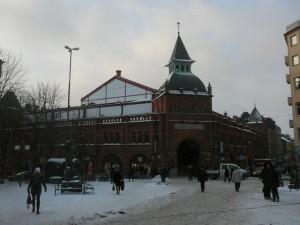 147 back to Östermalmshallen - Östermalmstorg - Centrum