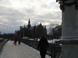 194 Djurgardsbron and Nordiska Museet
