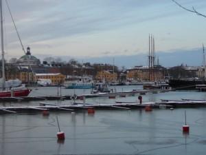 218 view on Skeppsholmen and Gamla Stan