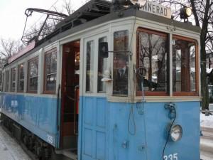 231 old tram