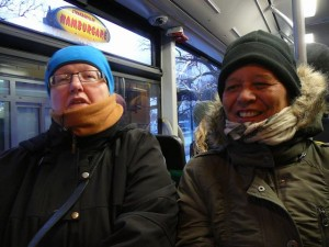 233 with au3 in the bus to Centrum