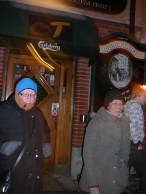 234 Oliver Twist pub - Södermalm