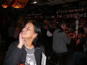 236 au3 in Oliver Twist pub