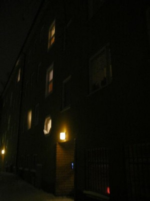 253 outside BowTieDads flat building