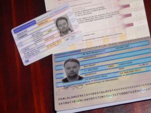 279 dubbel paspoort