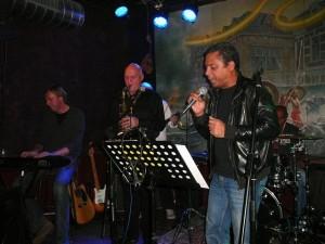 Jamsessie met Reinier op toetsen - November 5, 2010