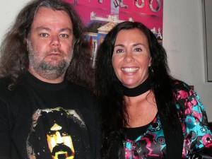 bazbo & Judith Velthuizen - November 7, 2010