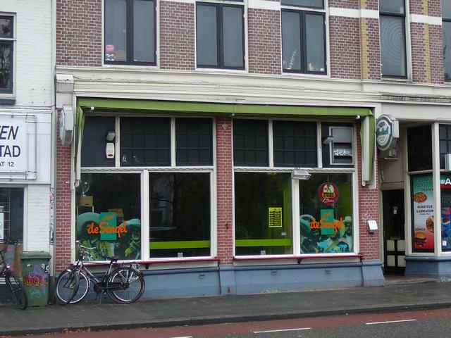 Café 'De Singel', Zwolle