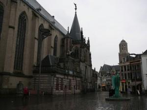 Zwolle - stadhuis
