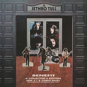 Jethro Tull - Benefit - collector's edition - 2cd+1dvd