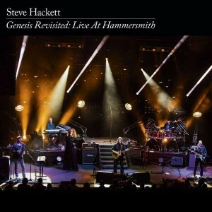 Steve Hackett - Genesis Revisited Live at Hammersmith