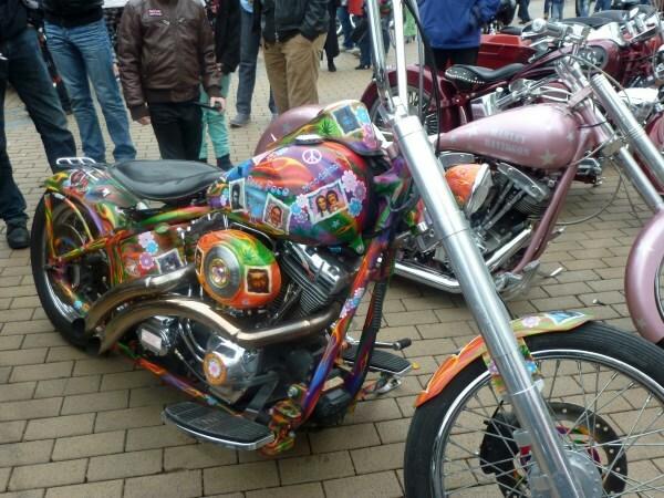 01 Harleydag Apeldoorn - maandag 20 mei 2013