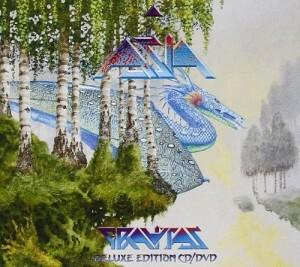 Asia - Gravitas - Deluxe Editon CD/DVD